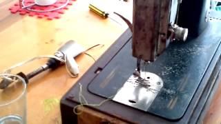 getlinkyoutube.com-Maquina de coser! curso in home
