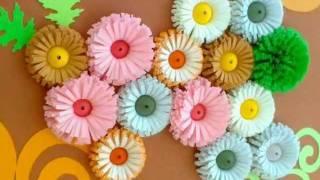 getlinkyoutube.com-Quilling : Different Works & Flowers فن لف الورق مع آمنه الفرض