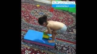 getlinkyoutube.com-اعجوبه - محشره این دختر بچه 3 ساله