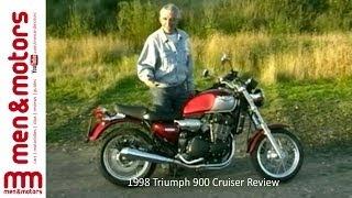 getlinkyoutube.com-1998 Triumph 900 Cruiser Review