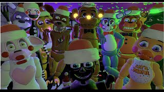 getlinkyoutube.com-SFM/FNAF - Christmas vid special-
