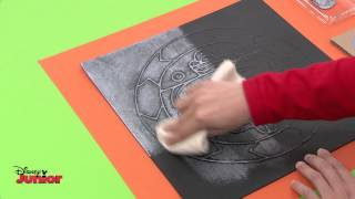 getlinkyoutube.com-Art Attack! - Time Travel - Aztec Art! - Disney Junior UK HD