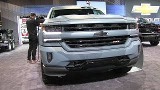 getlinkyoutube.com-2016 Chevrolet Concept Trucks - SEMA Show