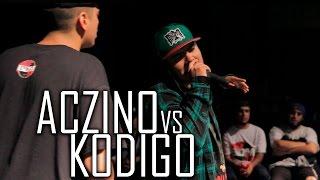 getlinkyoutube.com-BDM Deluxe 2015 / Semifinal / Kodigo vs Aczino