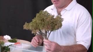 getlinkyoutube.com-Making Sage Brush Trees