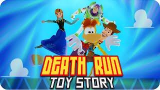 getlinkyoutube.com-DEATHRUN TOY STORY! | Garrys Mod Death-Run Juguetes con Exo, Macundra, Sarinha y Luh