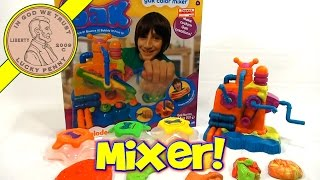 getlinkyoutube.com-Nickelodeon GAK Color Mixer Play Set - Yakkity Yellow, Rebel Red, & Goo Green