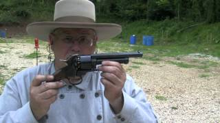 getlinkyoutube.com-Firing the LeMat Revolver