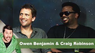 Owen Benjamin & Craig Robinson | Getting Doug with High