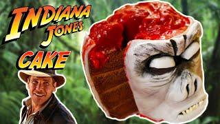 getlinkyoutube.com-INDIANA JONES MONKEY BRAIN CAKE - NERDY NUMMIES