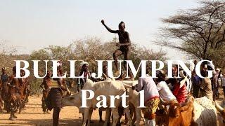 getlinkyoutube.com-Ethiopia (Hamar Tribe Bull Jumping 1) Part 56