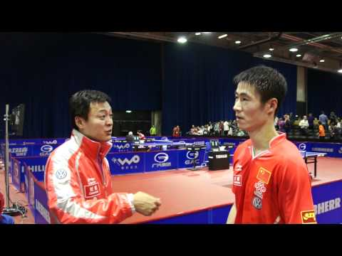 Table Tennis WTTC 2011 Rotterdam May 10th Wang Liqin