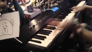 「干物妹!うまるちゃん」 のOPを弾いてみた 【ピアノ】