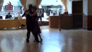 Tara and Michael Argentine Tango Jack and Jill