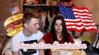 getlinkyoutube.com-☁ Dégustation Américaine | My Little America ♡