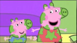 getlinkyoutube.com-ytp Daddy Pig Pounds an iPhone into the wall