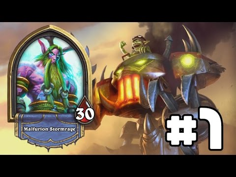 Hearthstone GVG Constructed - Mecha Druid! #1
