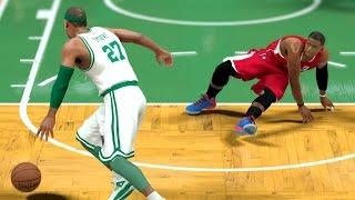 getlinkyoutube.com-NBA 2K17 4K My Career - Heartbreaking Game Winner! PS4 Pro
