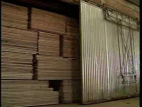 Secagem industrial acelerada de madeira - Dia de Campo na TV