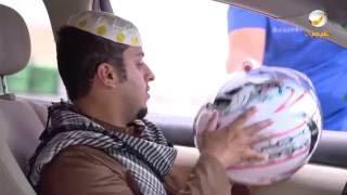 getlinkyoutube.com-شباب البومب 5 من حلقه كينج دريفت : دريفت عامر مع البطل خالد