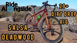 getlinkyoutube.com-Salsa Cycles 2016 Deadwood - 29plus [HD]