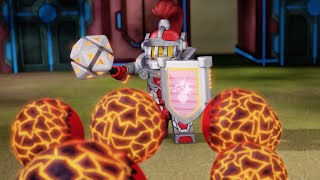 getlinkyoutube.com-LEGO® NEXO KNIGHTS™ Episodio 1: Il Libro dei Mostri, Prima parte (IT)