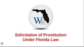 Prostitution Definitions