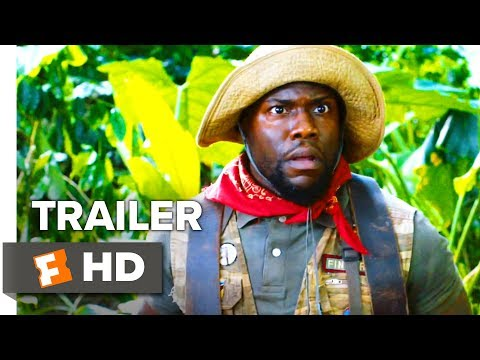 Jumanji: Welcome to the Jungle International Trailer