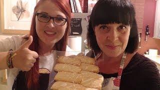 getlinkyoutube.com-Nathalie`s Lemon Cookies - Zitronen Plätzchen