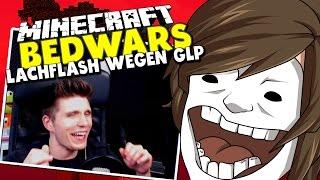 LACHFLASH WEGEN GLP & NEUE MAP HOLLOW! ✪ Minecraft Bedwars Woche Tag 150 mit GLP