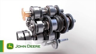 John Deere e23 Transmission on 7R and 8R Tractors