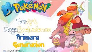 getlinkyoutube.com-Pokémon - Mega Evoluciones Primera Generación (FAKE // OFICIALES)