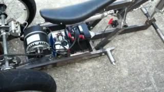 getlinkyoutube.com-Electric Trike w/Air Ride Suspension Pt. 2