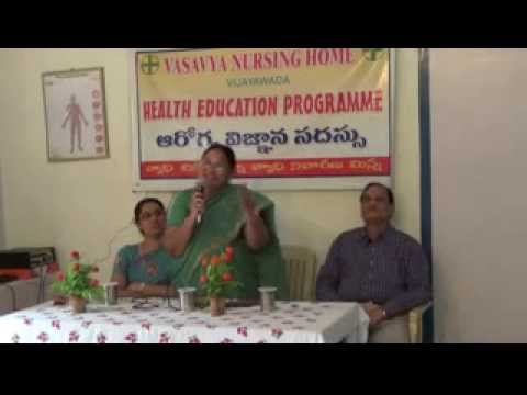 Dr Samaram's Health Education Program, Talk on Adolescent Health Part 3