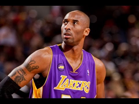 Kobe Bryant's Top 10 Plays of 2012-2013