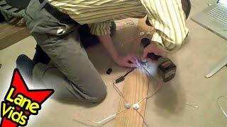 getlinkyoutube.com-How To BUILD The BEST HDTV ANTENNA! | Homemade HDTV Antenna DIY