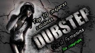 getlinkyoutube.com-Top 10 mejores canciones dubstep voz femenina sin copyright