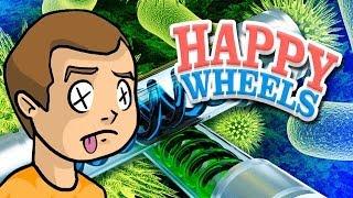 """getlinkyoutube.com-HAPPY WHEELS: """"HAPPY VIRUS"""" - Happy Wheels Gameplay"""