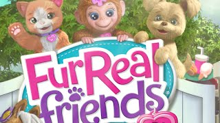 FurReal Friends GoGo Hasbro Inc. Casual Android Gameplay Video