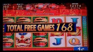 getlinkyoutube.com-Lion Festival Slot Machine Bonus - 280 FREE SPINS - MEGA BIG WIN (#1)