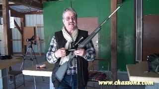 getlinkyoutube.com-La carabine Weatherby Vanguard S 2 cal 243 Winchester.