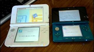 getlinkyoutube.com-3DSLLへデータ引っ越し