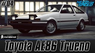 getlinkyoutube.com-Need For Speed No Limits: Toyota AE86 Trueno   Fastlane (Chapter 4)