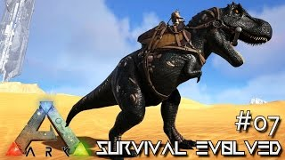 ark survival evolved scorched earth taming guide