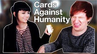 getlinkyoutube.com-Luke & Emma Play Cards Against Humanity!
