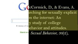 Two Useful Features of Google Scholar