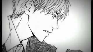 getlinkyoutube.com-Manga Yuuutsu Na Asa / Blue Morning / Меланхоличное Утро / Hidaka Shoko/ muse