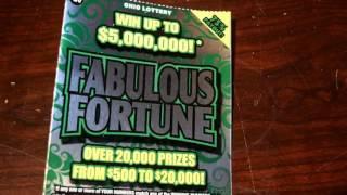 getlinkyoutube.com-Fabulous Fourtune + Holiday Lucky 20x - Weds Night Lotto Fun