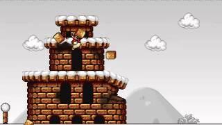getlinkyoutube.com-100 Sub Special - Mario Forever Roman Worlds I-XIII(Longplay)