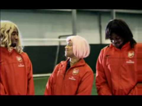 Arsenal players star in short film Video by Teenage Cancer Trust